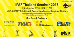 New Step for CFMGIPAF, Thailand Seminar 2018