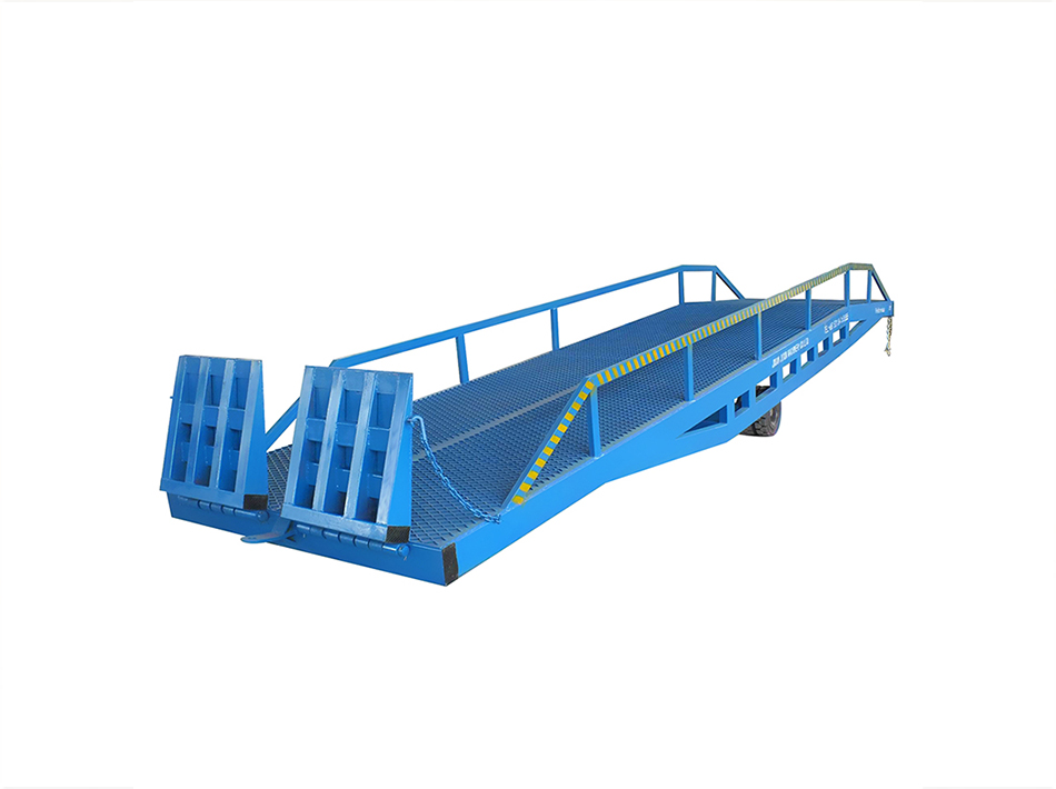 Movable Container Loading Ramp DCQY-6