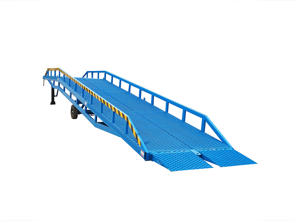 Movable Container Loading Ramp DCQY-8