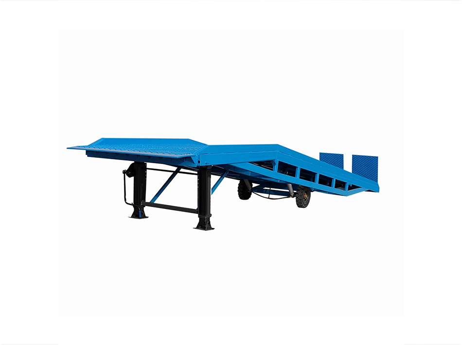 Mobile Container Load Ramp DCQY-12